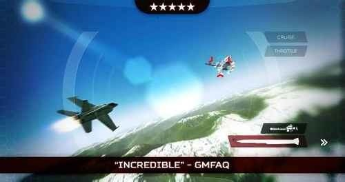 Extreme Air Combat HD Android Game Image 2