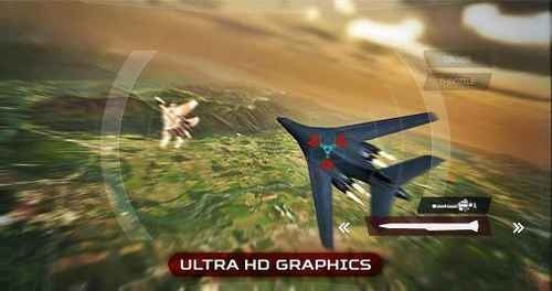 Extreme Air Combat HD Android Game Image 3