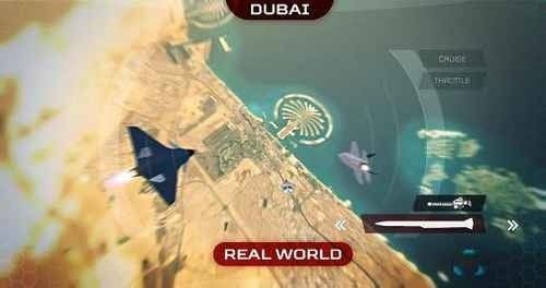 Extreme Air Combat HD Android Game Image 4