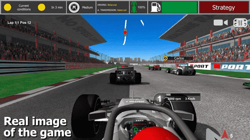 Fx Racer Android Game Image 1