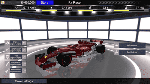Fx Racer Android Game Image 4