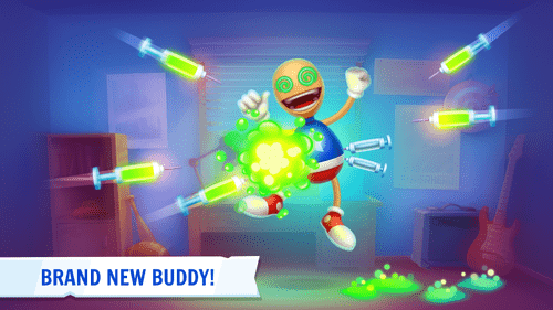 Kick The Buddy 3D Android Game Image 4