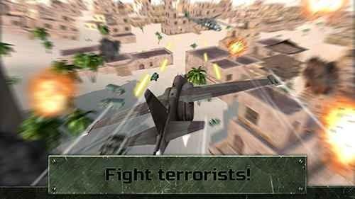 Warplane Cockpit Simulator Android Game Image 3