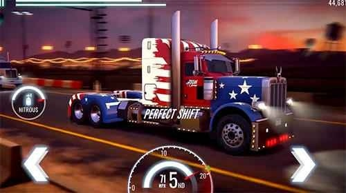 Big Truck Drag Racing Android Game Image 3