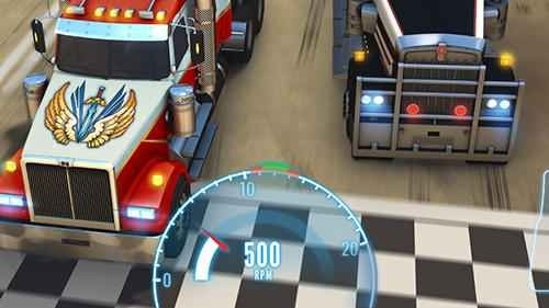 Big Truck Drag Racing Android Game Image 4
