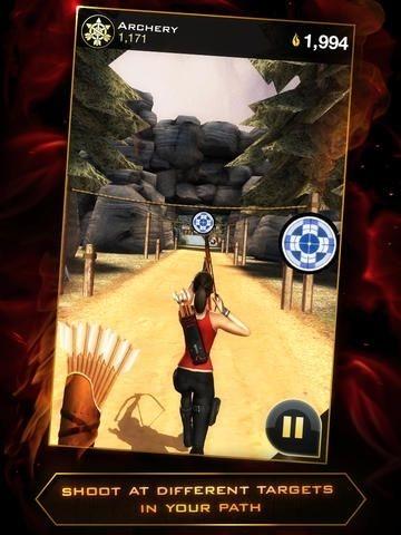 Hunger Games: Panem Run Android Game Image 2
