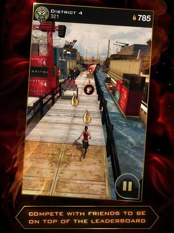 Hunger Games: Panem Run Android Game Image 3