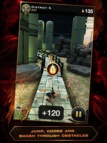 Hunger Games: Panem Run Android Game Image 4