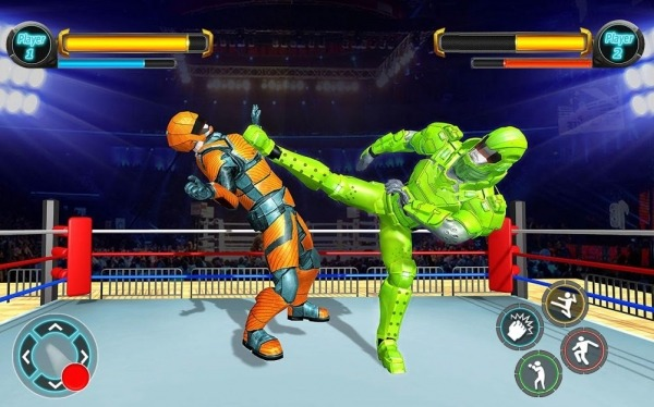 Grand Robot Ring Fighting 2019 Android Game Image 3