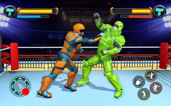Grand Robot Ring Fighting 2019 Android Game Image 4