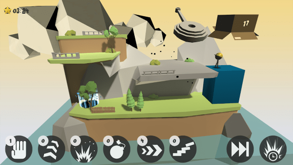 Sticklings Deluxe Android Game Image 2