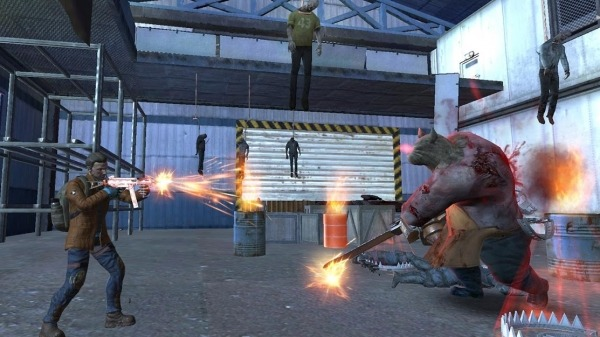 Zombie City : Survival Android Game Image 1