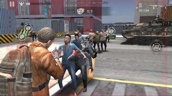 Zombie City : Survival Android Game Image 2