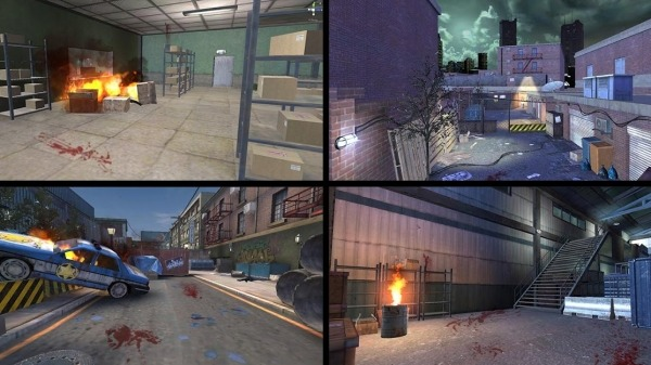 Zombie City : Survival Android Game Image 4