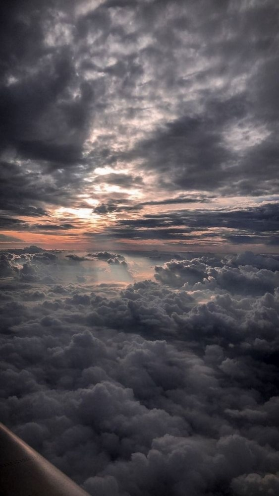 Clouds Mobile Phone Wallpaper Image 1