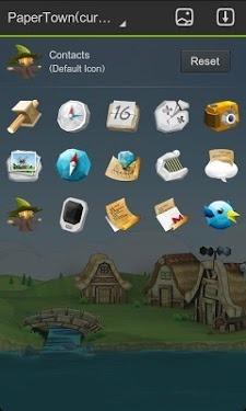 Gfarm Go Launcher Android Theme Image 2
