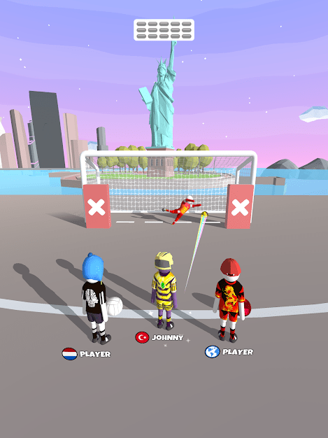 Goal Party Android Game Image 4