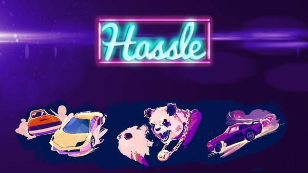 Hassle 1977 - Online Top Down Action Game Android Game Image 1