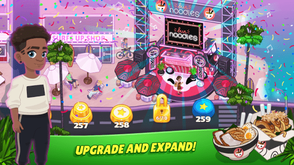 Kitchen Scramble 2: World Cook Android Game Image 4