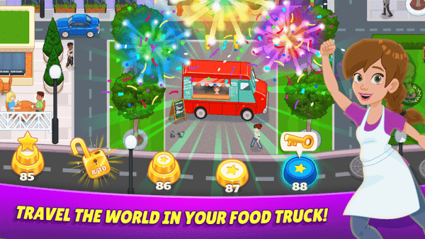 Kitchen Scramble 2: World Cook Android Game Image 5