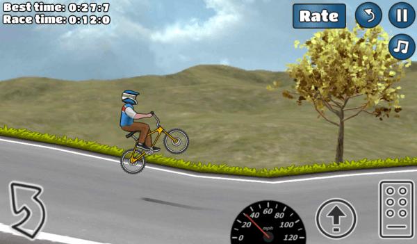 Wheelie Challenge Android Game Image 2