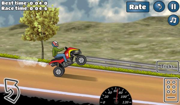 Wheelie Challenge Android Game Image 3