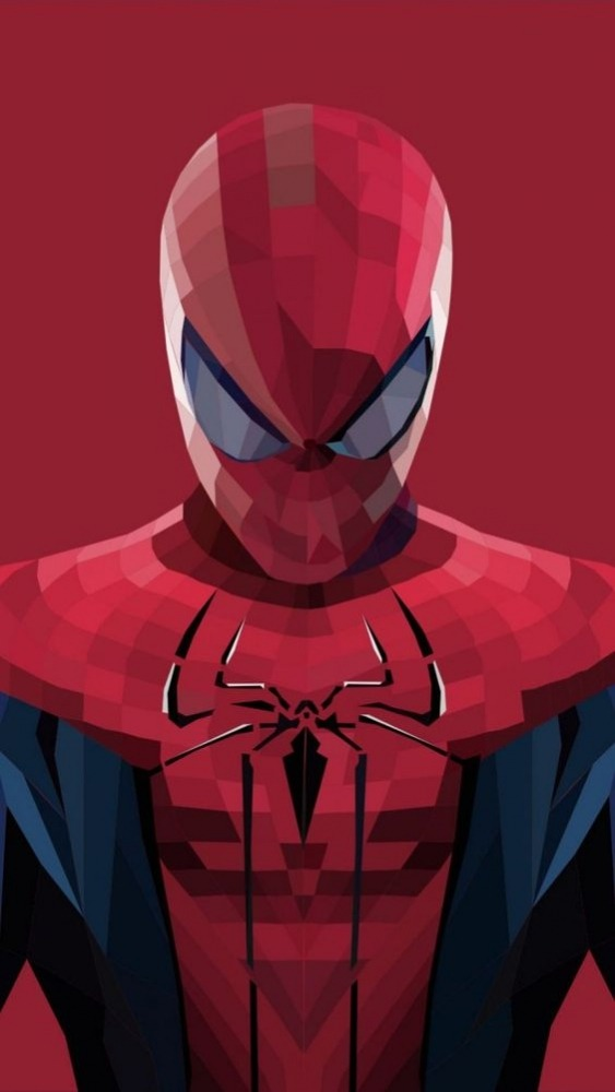 Spidey Android Wallpaper Image 1
