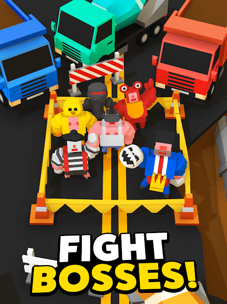 Idle Boxing - Idle Clicker Tycoon Game Android Game Image 2