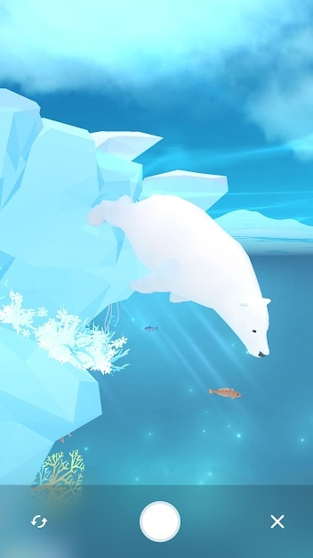 Tap Tap Fish - Abyssrium Pole Android Game Image 2