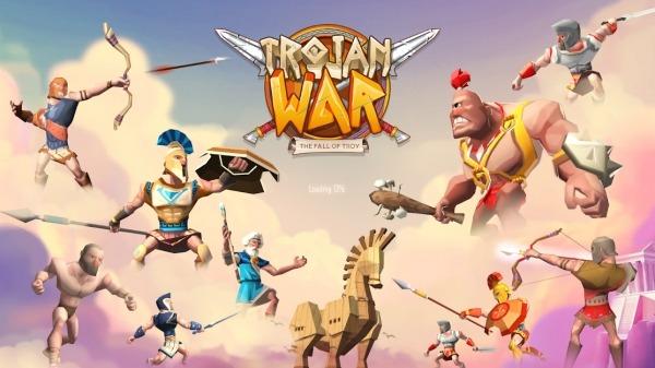 Trojan War Android Game Image 1