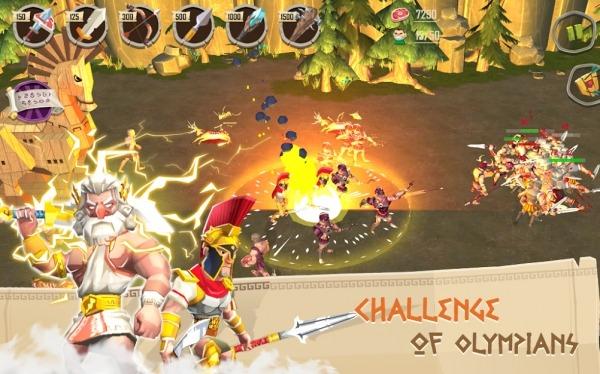 Trojan War Android Game Image 2