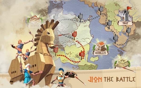 Trojan War Android Game Image 4