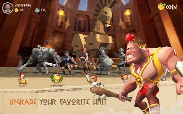 Trojan War Android Game Image 5
