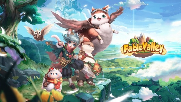 Fable Valley Android Game Image 1
