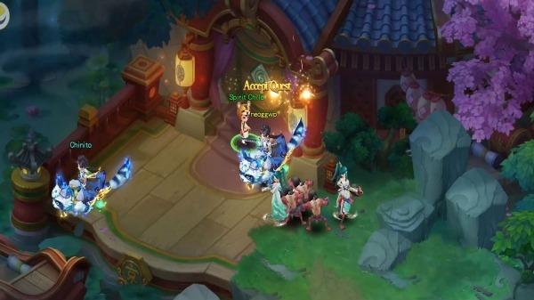 Fable Valley Android Game Image 4