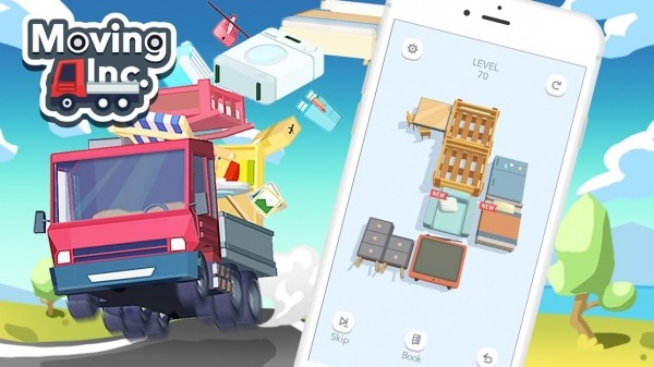 Moving Inc. - Pack And Wrap Android Game Image 1