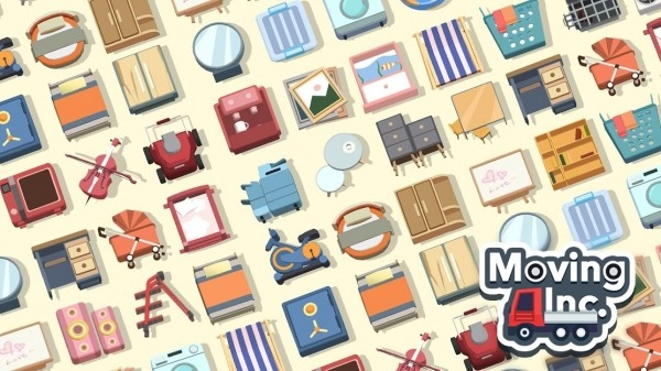 Moving Inc. - Pack And Wrap Android Game Image 2