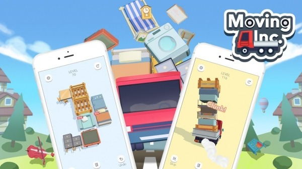 Moving Inc. - Pack And Wrap Android Game Image 3
