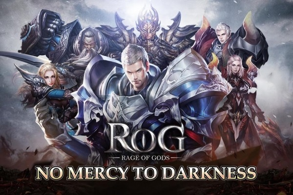 ROG-Rage Of Gods Android Game Image 1