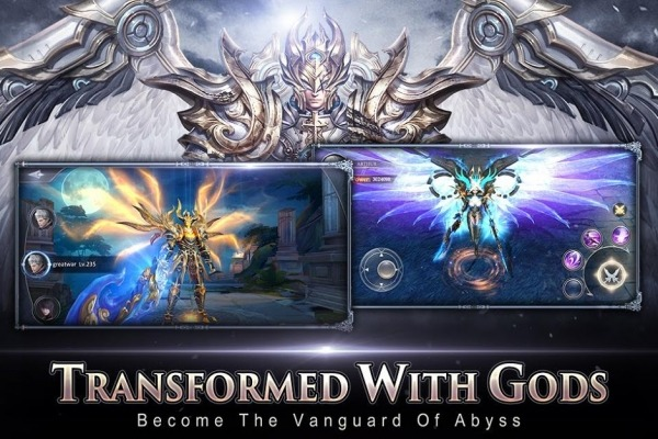 ROG-Rage Of Gods Android Game Image 2