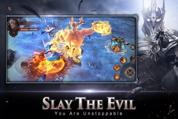 ROG-Rage Of Gods Android Game Image 3
