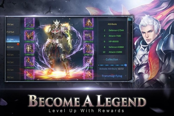 ROG-Rage Of Gods Android Game Image 4
