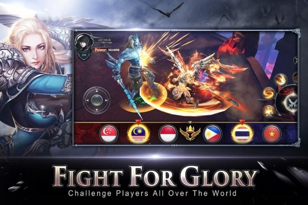 ROG-Rage Of Gods Android Game Image 5