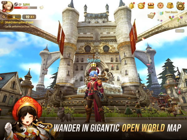 World Of Dragon Nest (WoD) Android Game Image 1