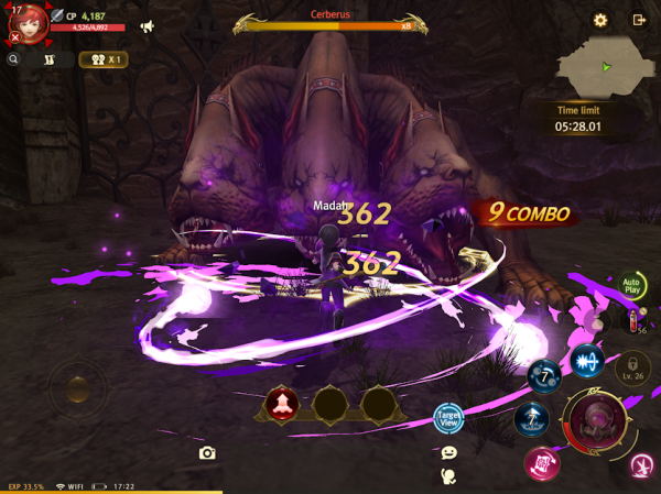 World Of Dragon Nest (WoD) Android Game Image 3