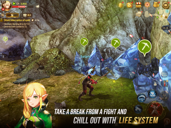World Of Dragon Nest (WoD) Android Game Image 4