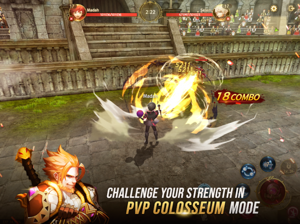 World Of Dragon Nest (WoD) Android Game Image 5