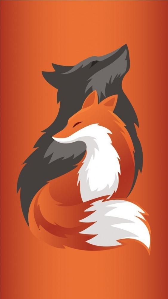 Fox Mobile Phone Wallpaper Image 1