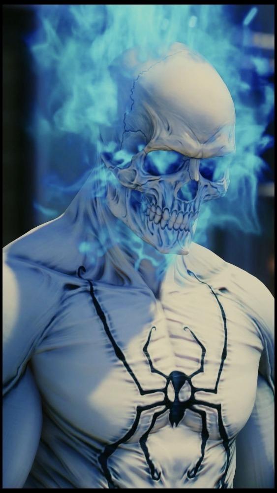 Venom Android Wallpaper Image 1