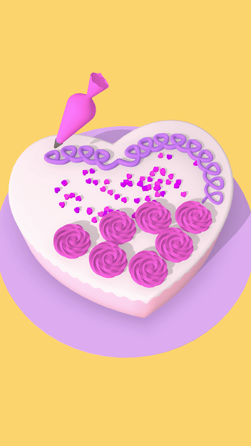 Cake Decorate Android Game Image 2